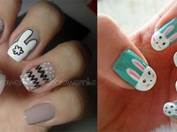 Easy-Easter-Bunny-Nail-Art-Designs-Ideas-2014-For-Beginners