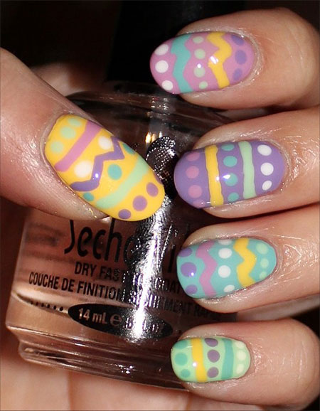 Easy-Easter-Themed-Egg-Nail-Art-Designs-Ideas-2014-1