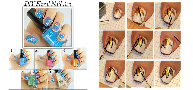 Easy simple spring nail art tutorials 2014 for beginners easy simple spring nail art tutorials 2014 for beginners learners fabulous nail art designs prinsesfo Gallery