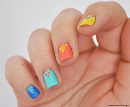 Easy-Spring-Nail-Art-Designs-Ideas-Trends-2014-For-Beginners-10