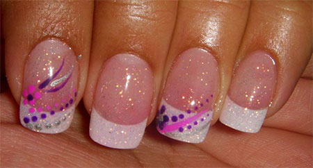 Easy-Spring-Nail-Art-Designs-Ideas-Trends-2014-For-Beginners-12