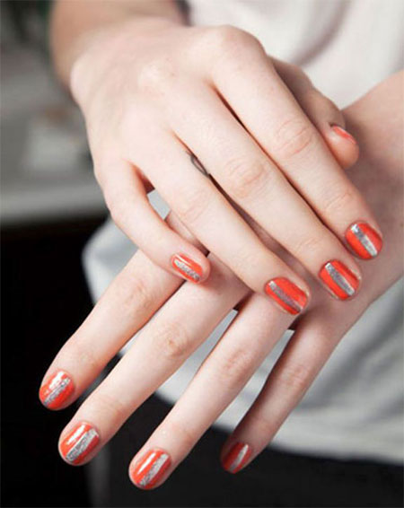Easy-Spring-Nail-Art-Designs-Ideas-Trends-2014-For-Beginners-13