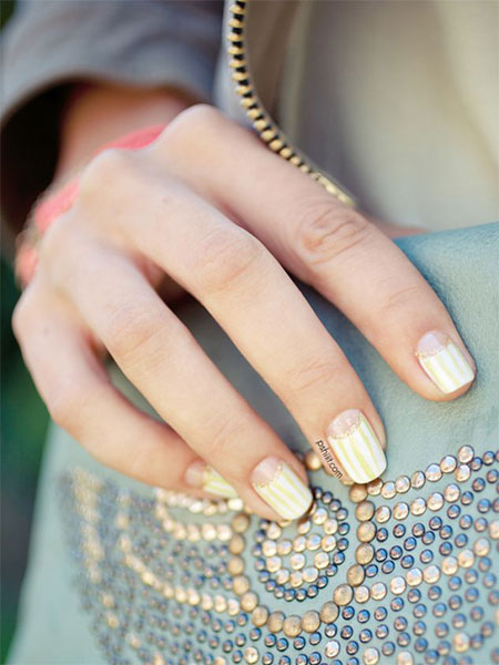 Easy-Spring-Nail-Art-Designs-Ideas-Trends-2014-For-Beginners-14