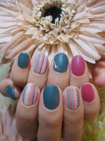 Easy-Spring-Nail-Art-Designs-Ideas-Trends-2014-For-Beginners-15