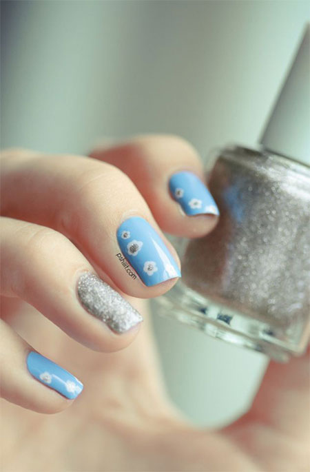 Easy-Spring-Nail-Art-Designs-Ideas-Trends-2014-For-Beginners-3