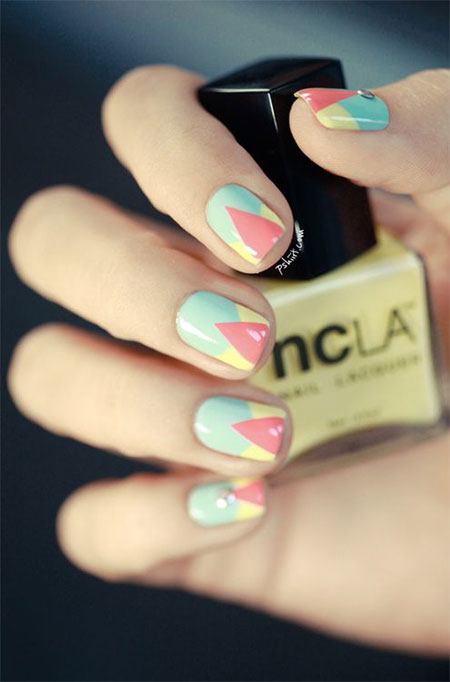 Easy-Spring-Nail-Art-Designs-Ideas-Trends-2014-For-Beginners-4