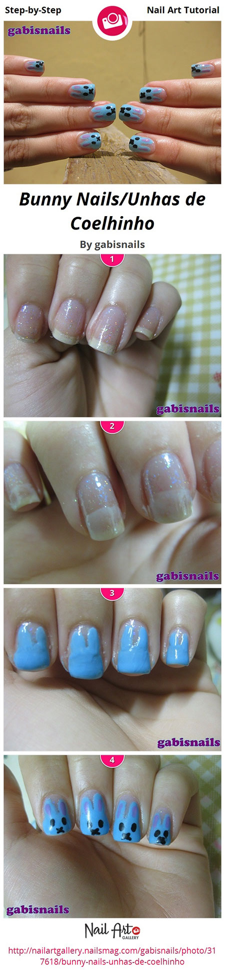 Elegant-Easter-Nail-Art-Tutorials-For-Beginners-Learners-2014-9