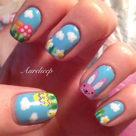 Inspiring-Easter-Nail-Art-Designs-Ideas-2014-4