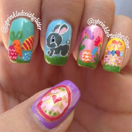 Inspiring-Easter-Nail-Art-Designs-Ideas-2014-6