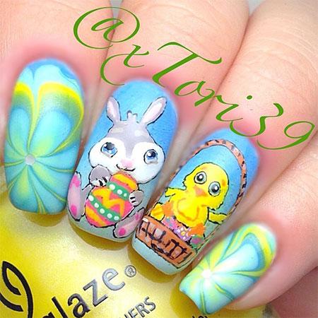 Inspiring-Easter-Nail-Art-Designs-Ideas-2014-8