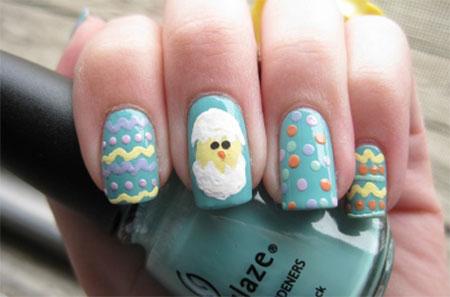 Inspiring-Easter-Nail-Art-Designs-Ideas-2014-9