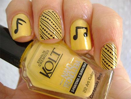 Inspiring-Music-Nail-Art-Designs-Ideas-Trends-2014-2