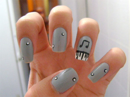 Inspiring-Music-Nail-Art-Designs-Ideas-Trends-2014-4