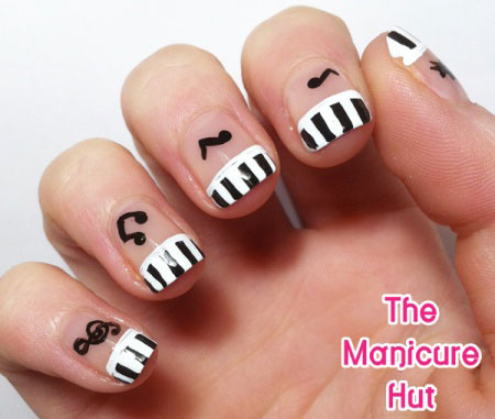 Inspiring-Music-Nail-Art-Designs-Ideas-Trends-2014-5