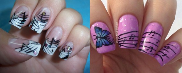 Inspiring-Music-Nail-Art-Designs-Ideas-Trends-2014