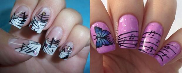 Inspiring-Music-Nail-Art-Designs-Ideas-Trends-2014