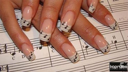 Inspiring-Sheet-Music-Nail-Art-Designs-Ideas-Trends-2014-1