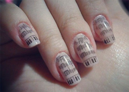 Inspiring-Sheet-Music-Nail-Art-Designs-Ideas-Trends-2014-2