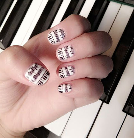 Inspiring-Sheet-Music-Nail-Art-Designs-Ideas-Trends-2014-9