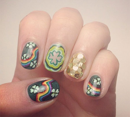 Inspiring-St.Patricks-Day-Nail-Art-Designs-Ideas-Trends-2014-12