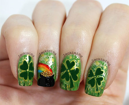 Inspiring-St.Patricks-Day-Nail-Art-Designs-Ideas-Trends-2014-14