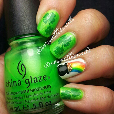 Inspiring-St.Patricks-Day-Nail-Art-Designs-Ideas-Trends-2014-3