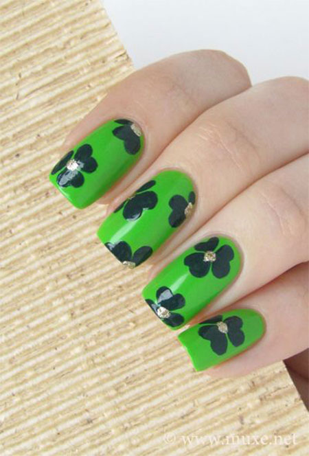 Inspiring-St.Patricks-Day-Nail-Art-Designs-Ideas-Trends-2014-9