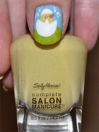 Simple-Easter-Egg-Nail-Art-Designs-Ideas-For-Beginners-2014-10