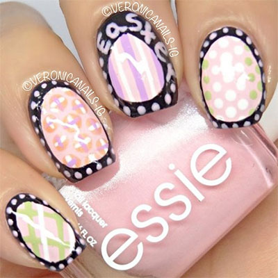Simple-Easter-Egg-Nail-Art-Designs-Ideas-For-Beginners-2014-3