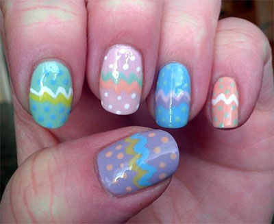 Simple-Easter-Egg-Nail-Art-Designs-Ideas-For-Beginners-2014-5
