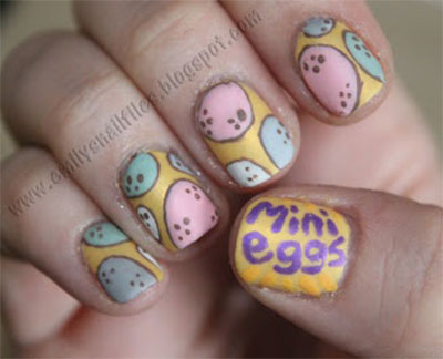 Simple-Easter-Egg-Nail-Art-Designs-Ideas-For-Beginners-2014-7
