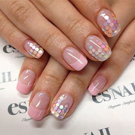 simple spring nail art designs ideas trends 2014 for learners fabulous nail art designs. Black Bedroom Furniture Sets. Home Design Ideas