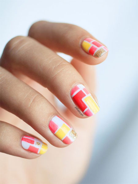 Simple-Spring-Nail-Art-Designs-Ideas-Trends-2014-For-Learners-10