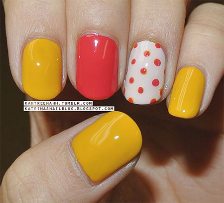 Simple-Spring-Nail-Art-Designs-Ideas-Trends-2014-For-Learners-6