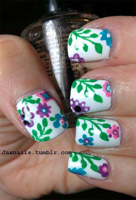 Smashing-Spring-Time-Flower-Nail-Art-Designs-Ideas-Trends-2014-10