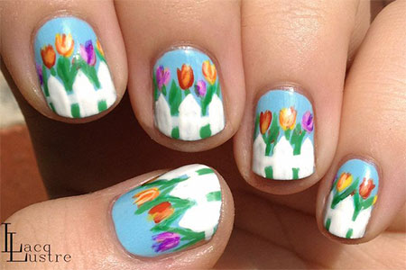 Smashing-Spring-Time-Flower-Nail-Art-Designs-Ideas-Trends-2014-12