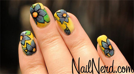 Spring flower nail art designs ideas trends 2014 fabulous spring flower nail art designs ideas trends 2014 prinsesfo Gallery