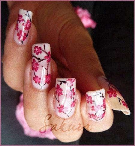 Spring flower nail art designs ideas trends 2014 fabulous nail spring flower nail art designs ideas trends 2014 mightylinksfo