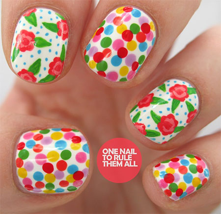 Spring-Flower-Nail-Art-Designs-Ideas-Trends-2014-2