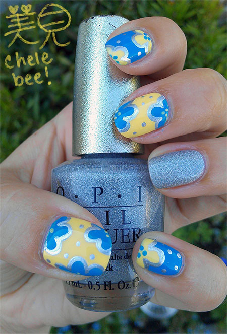 Spring-Flower-Nail-Art-Designs-Ideas-Trends-2014-4