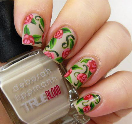 Spring-Flower-Nail-Art-Designs-Ideas-Trends-2014-5