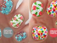 Spring-Flower-Nail-Art-Designs-Ideas-Trends-2014