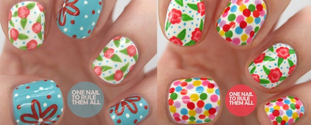Spring-Flower-Nail-Art-Designs-Ideas-Trends-2014