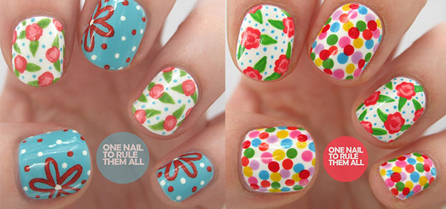 Spring flower nail art designs ideas trends 2014 fabulous spring flower nail art designs ideas trends 2014 fabulous nail art designs prinsesfo Choice Image