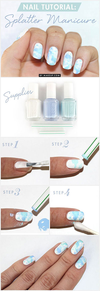 Spring-Summer-Inspired-Nail-Art-Tutorials-2014-For-Beginners-2