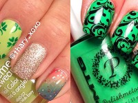St.Patricks-Day-Nail-Art-Designs-Ideas-2014
