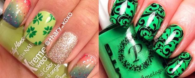 St.Patricks-Day-Nail-Art-Designs-Ideas-2014
