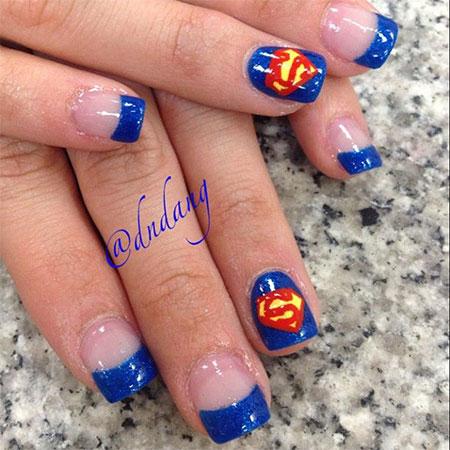12-Easy-Superman-Nail-Art-Designs-Ideas-Trends-Stickers-Wraps-2014-11