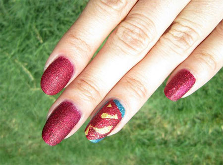 12-Easy-Superman-Nail-Art-Designs-Ideas-Trends-Stickers-Wraps-2014-12