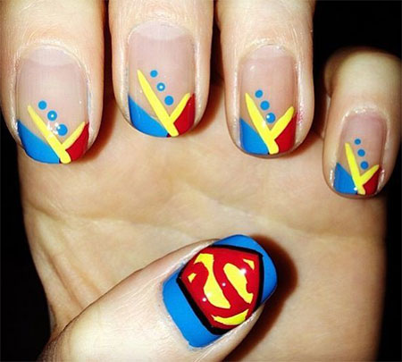 12-Easy-Superman-Nail-Art-Designs-Ideas-Trends-Stickers-Wraps-2014-2